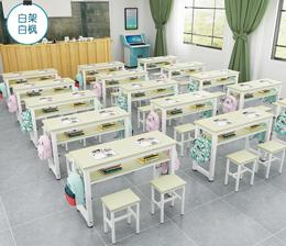 学生桌椅SW-K37