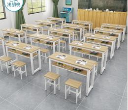学生桌椅SW-K39